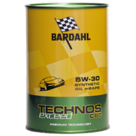BARDAHL TECHNOS C60 EXCEED 5W30